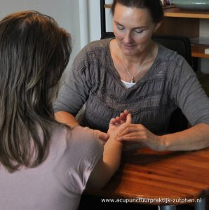 consult polsdiagnose Acupunctuur